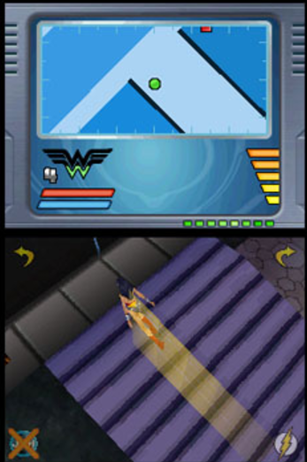 Justice League Heroes screenshot 1