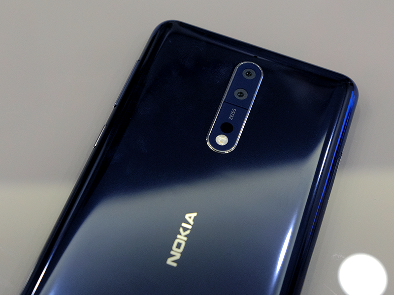 Nokia 8 Android 8.0 Oreo update now official!