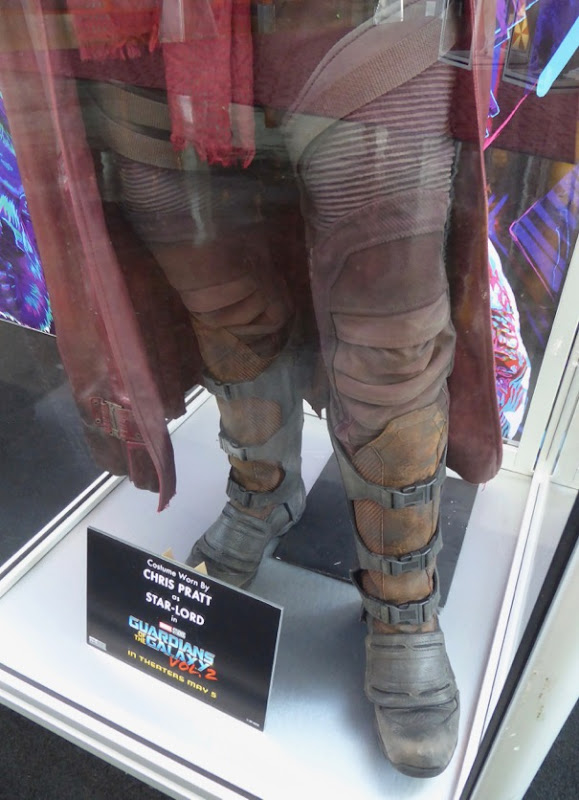 Guardians of the Galaxy 2 StarLord costume trousers boots