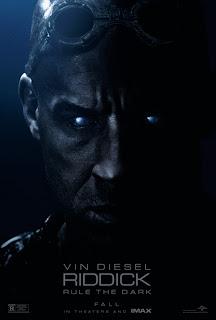 星獸浩劫/超世紀戰警:闇黑對決(Riddick) poster