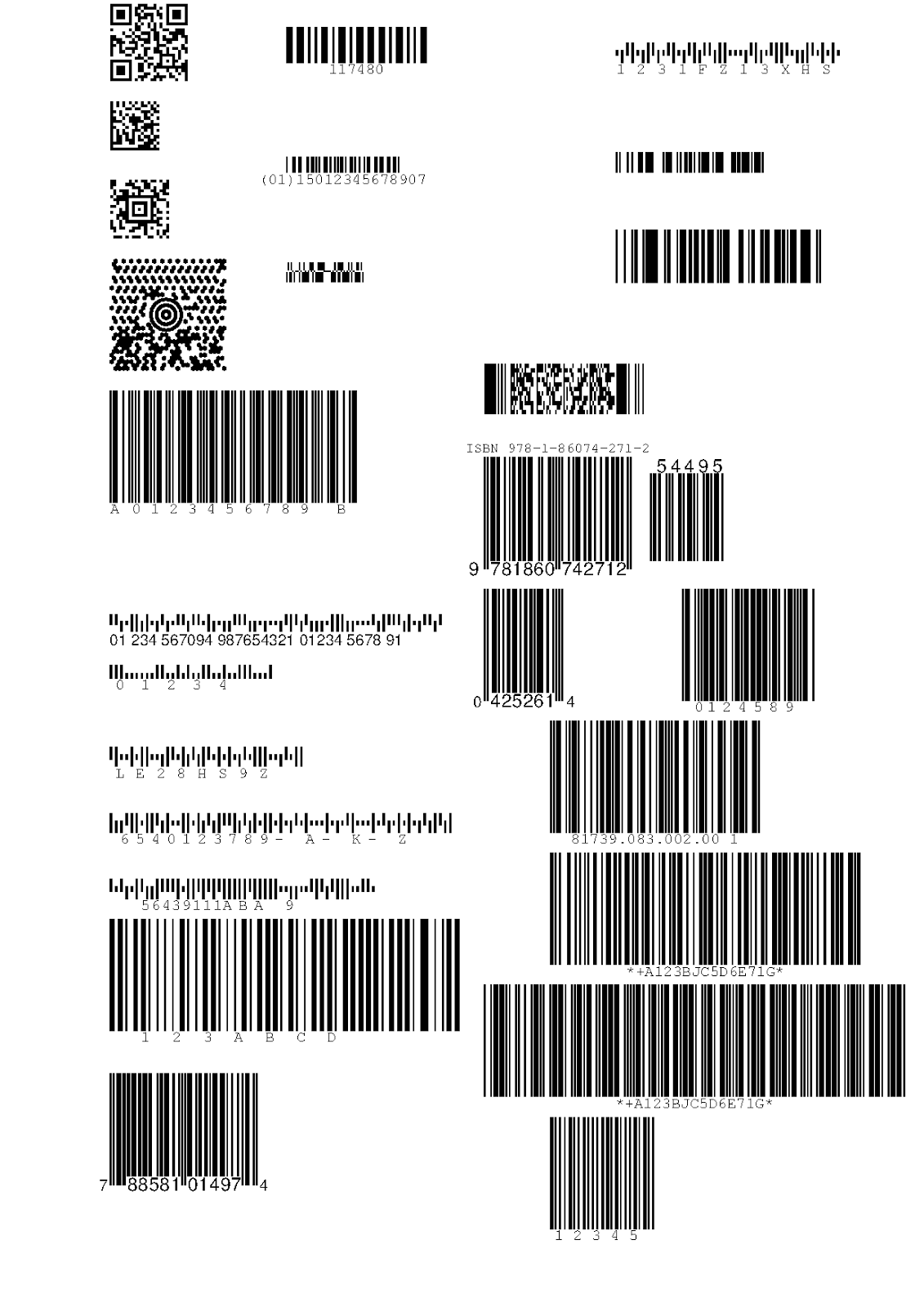 A Basis Life: Add FREE barcodes to the SAP Latin2 HP
