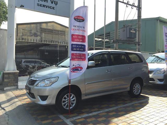 Xe qua sử dụng được áp dụng dịch vụ làm đẹp xe Maru Kuri làm chiếc xe nhìn như mới