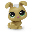 Littlest Pet Shop Series 2 Large Playset Alec Bunnyton (#2-104) Pet