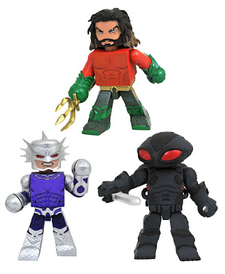 Aquaman Movie Vinimates Vinyl Figures by Diamond Select Toys x DC Comics