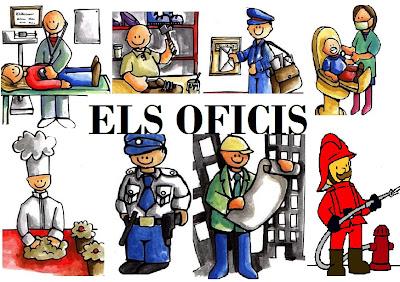 Resultat d'imatges de dibuix els oficis