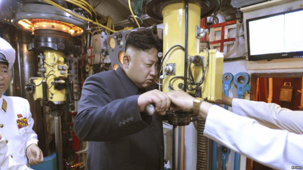 La prueba del dictador norcoreano se realizó luego del diálogo entre EEUU, China y Japón