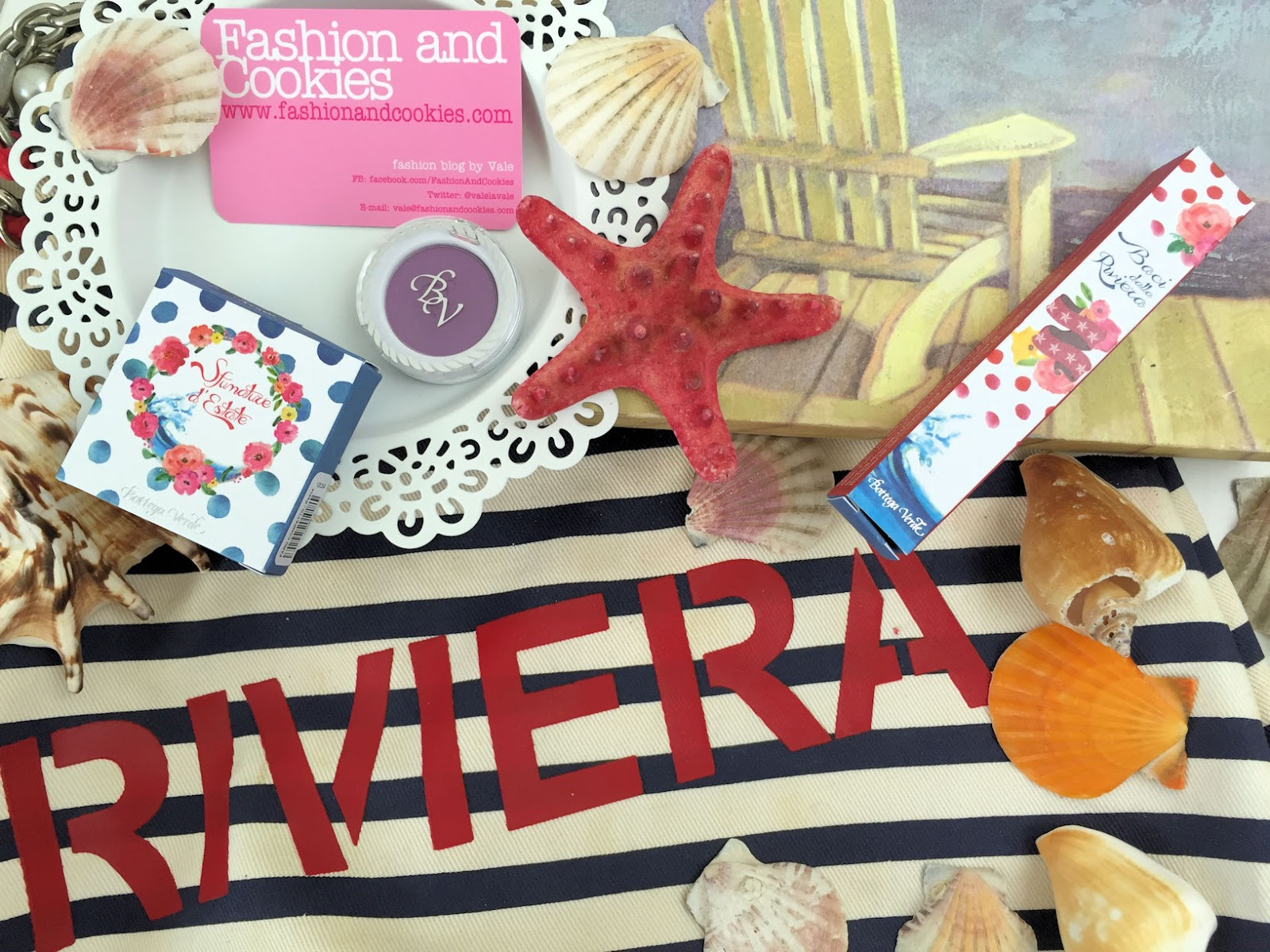 Collezione Riviera  Mediterranea di Bottega Verde su Fashion and Cookies beauty blog, beauty blogger