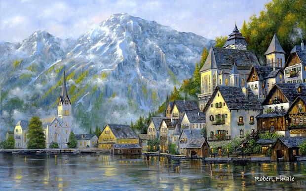 Art Famous Oil Paintings