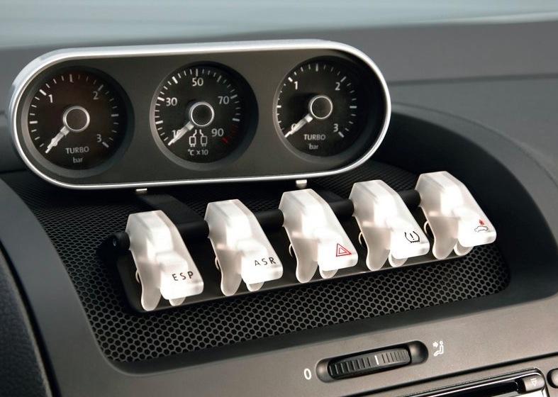 speedmonkey vw golf gti w12 650 concept remembered. Black Bedroom Furniture Sets. Home Design Ideas