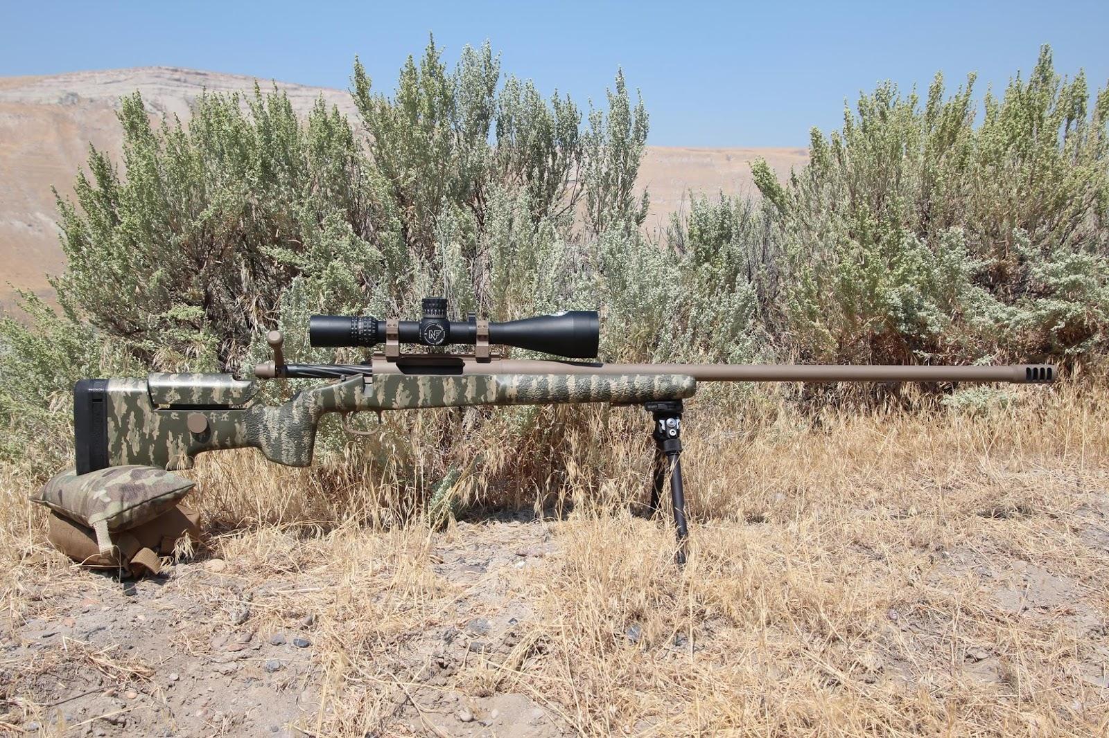 Sawtooth Rifles: Sawtooth Rifles #66  338 Lapua Color Selection