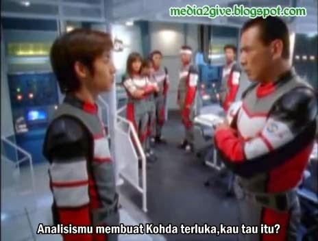 Ultraman Dyna Episode 2 Subtitle Indonesia