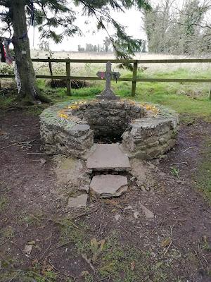 Saint Brigid's Well, Kildare.