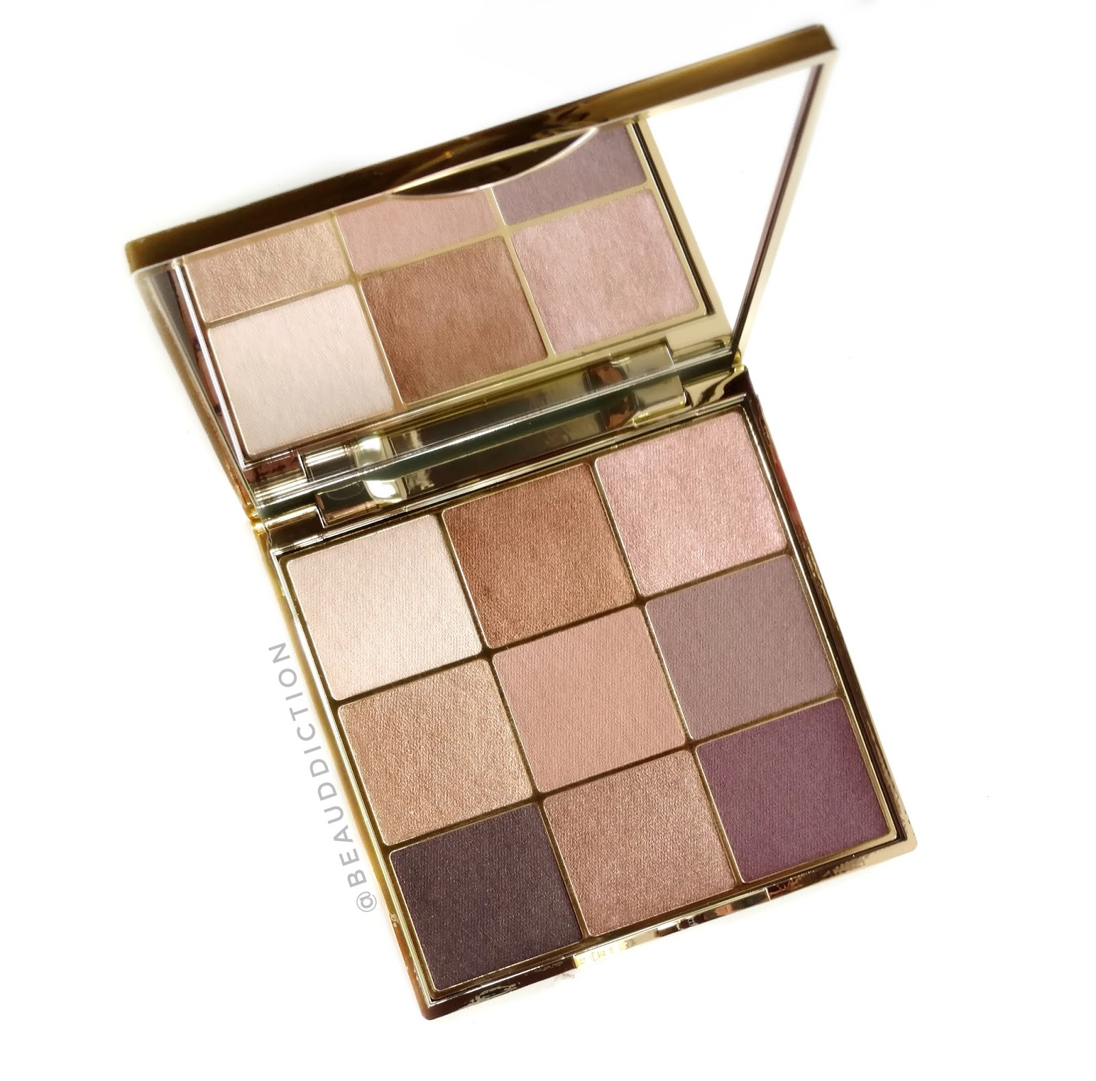 tarte make magic happen palette review