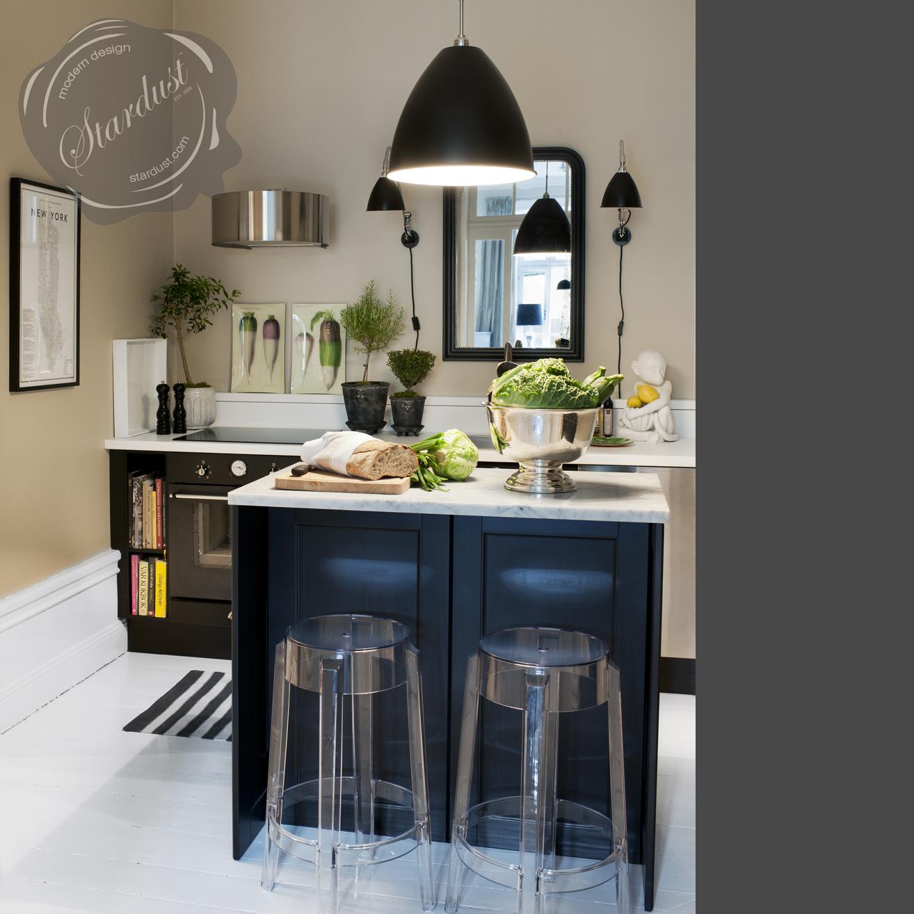 Modern Kitchen Bar Stools Milos Clear Acrylic Transparent Counter Stool Acrylyc