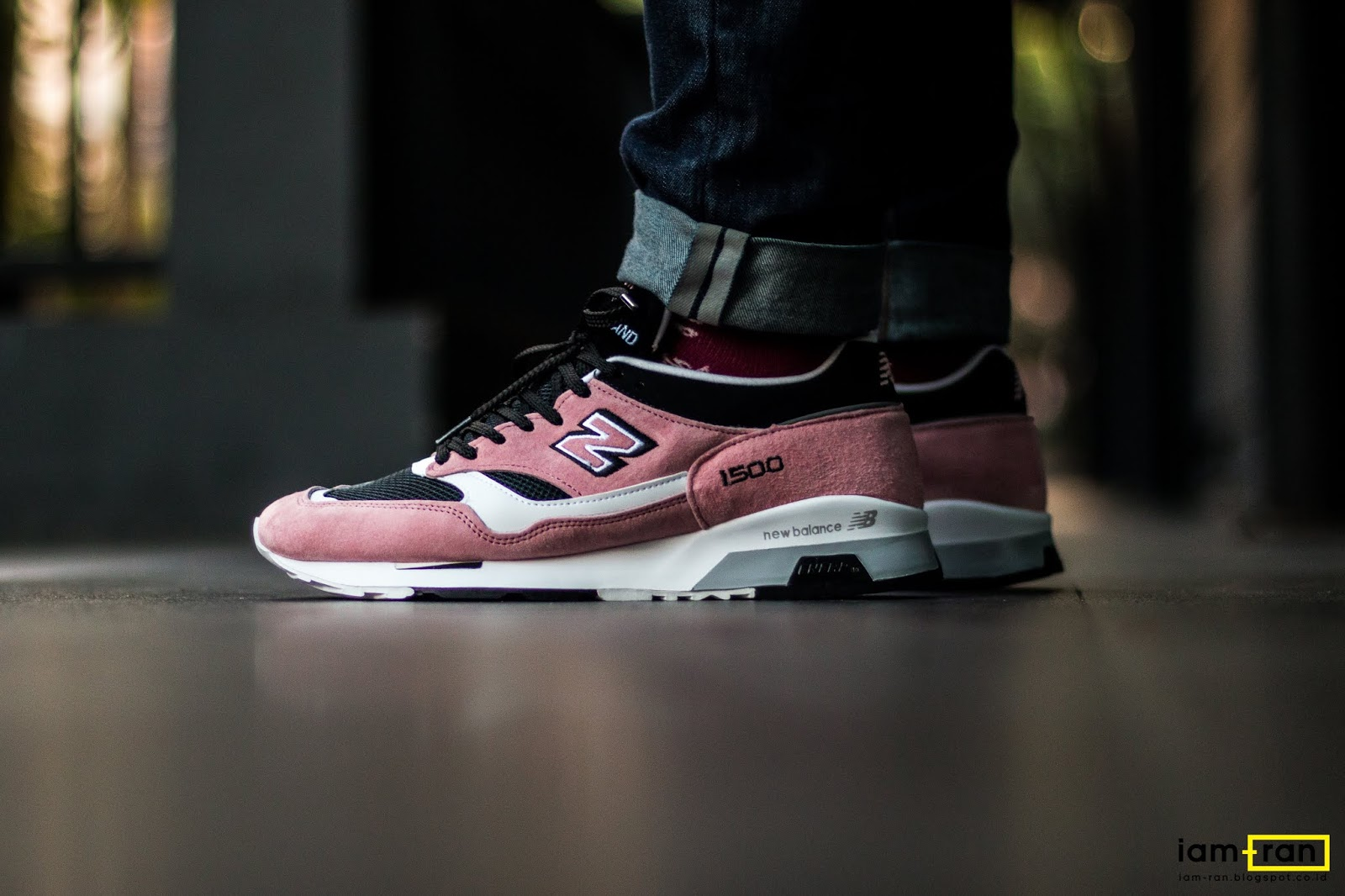 657690bf76e0 IAM-RAN  ON FEET   Ryan - NB 1500 MPK  Pastel Pink Easter Pack