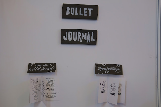 Serunya Bikin Bullet Journal Bareng Standardpen
