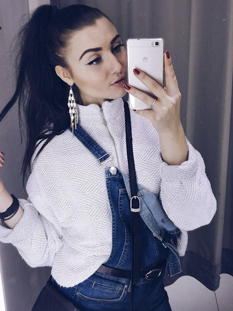 mode blogger, modeblogger, vanessa w, vanessa worth. fashion blogger, denim, latzhose, ootd, fashion, inspiration, mode, kleidung, deutsche blogger, choker, choker amazon