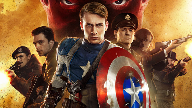 Resultado de imagem para Capitão América: O Primeiro Vingador