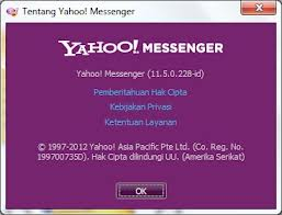 Download Yahoo Messenger 2013 Terbaru
