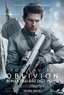 Bí Mật Trái Đất Diệt Vong - Oblivion (2013)