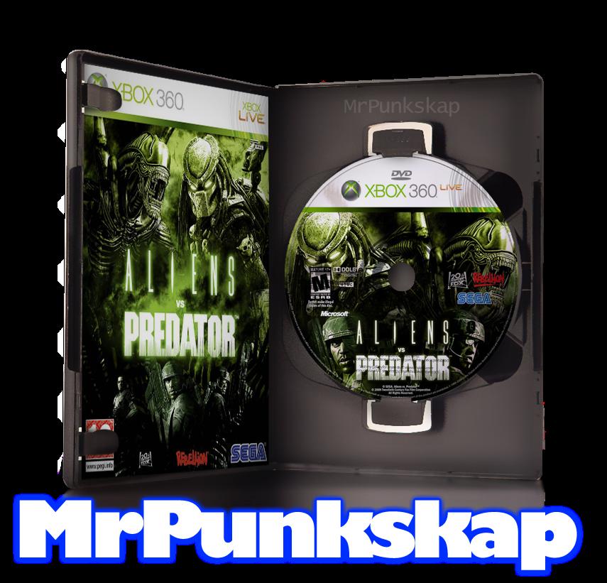 Alien vs predator xbox rgh mega español xex