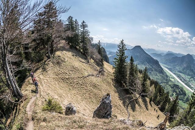 freeride inc. austria biken im inntal touren heuberg