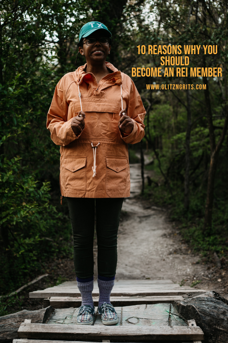 Ten Reason you Should Become an REI Member