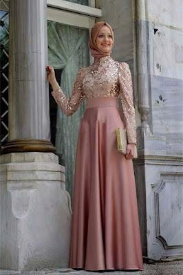 hijab pesta online hijab pesta orang gemuk