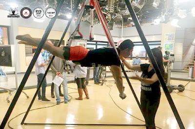 Yoga Columpio, tendencias, belleza, bienestar, swing, trapeze, hamac, balançoire