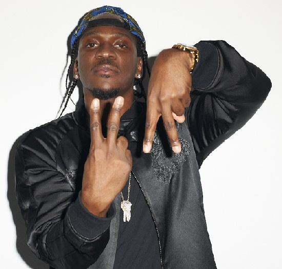 Pusha T - R.I.C.O. (Freestyle)