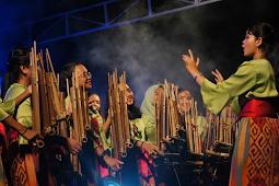 Alat Musik Bambu Indonesia