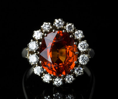 Hessonite orange memory