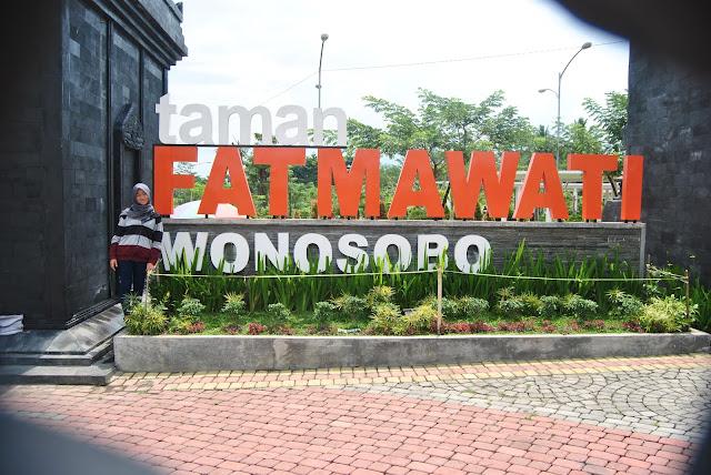 Taman Fatmawati Wonosobo