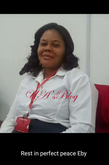 Pictures Of The UBA Staff That Died In Onitsha Flood Yesterday