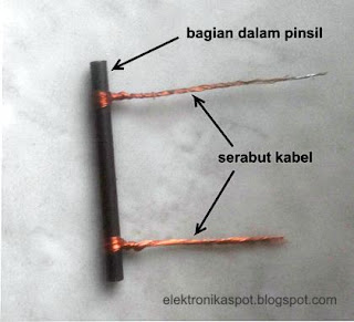 pincil resistor