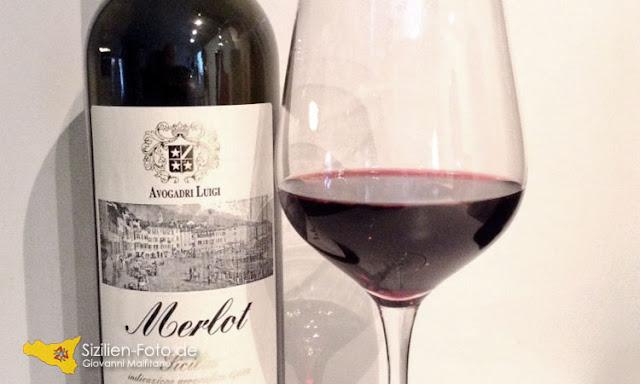 Avogardi Sicilia 2011 Merlot Weinprobe