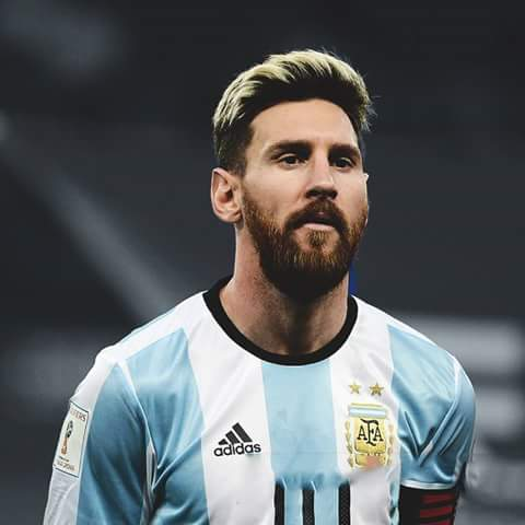 Lionel Messi Scores Hat-Trick For His Country's Friendly Match  Against Haiti