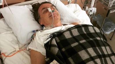 Após cirurgia, Bolsonaro fala que está bem e aliados fazem oração na UTI; assista