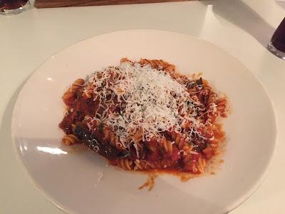 Dinner at Ask Italian