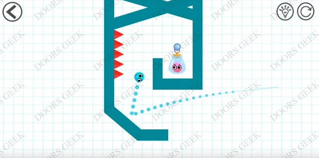 Love Shots Level 52 Solution, Cheats, Walkthrough for Android and iOS