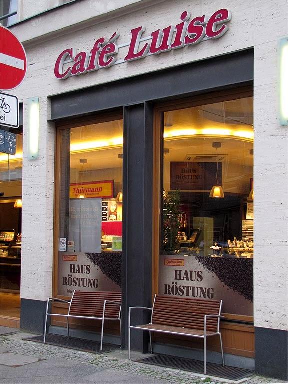 cafe luise berlin