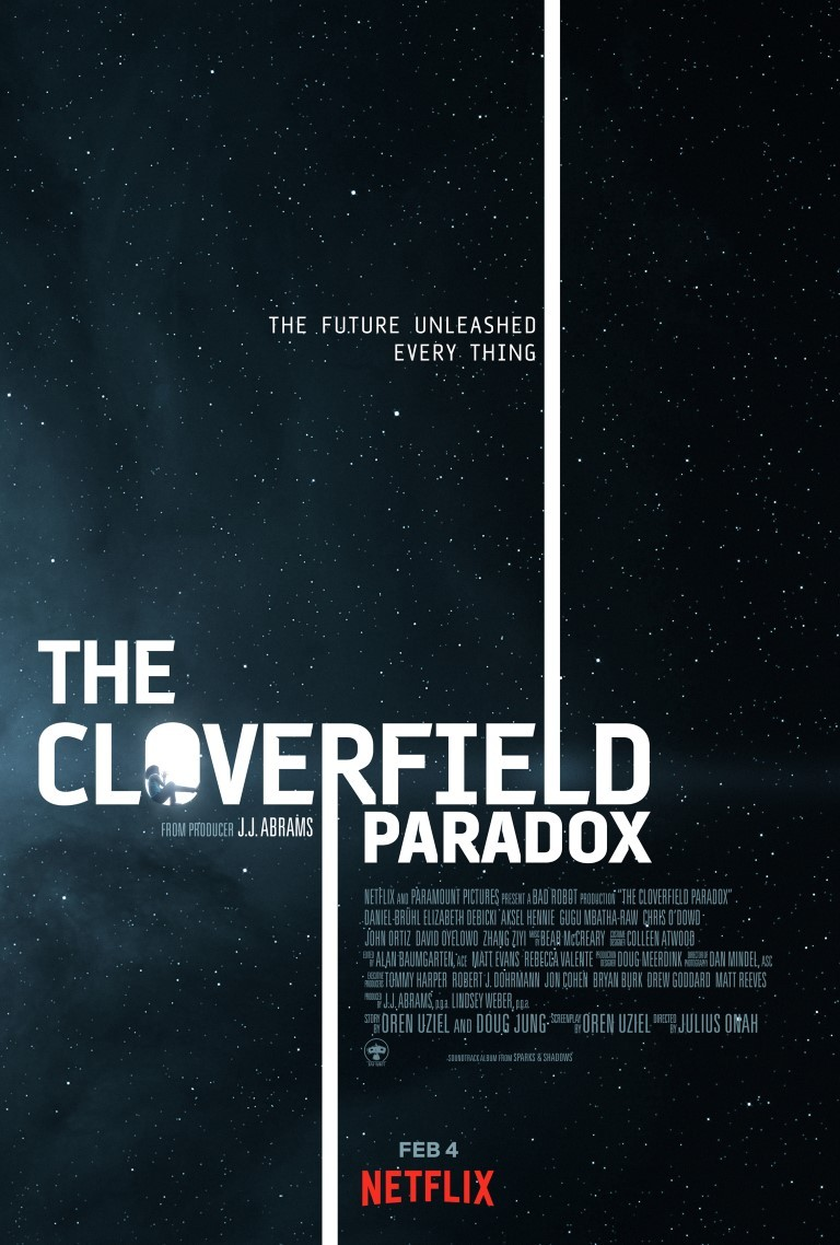 The Cloverfield Paradox (2018) [ซับไทย]