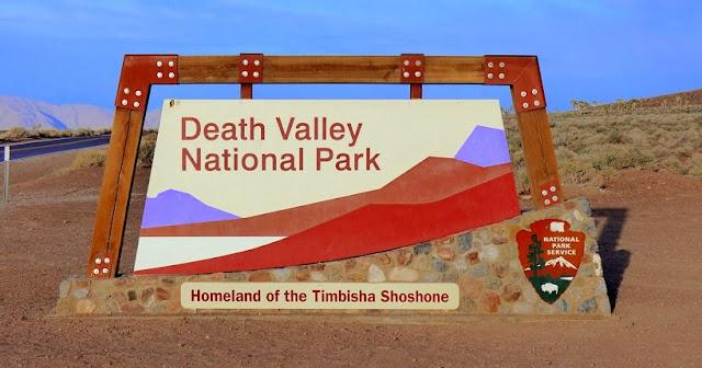 Informações sobre o Parque Nacional do Vale da Morte na Califórnia