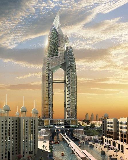 Homna Comilla Future Buildings In Dubai Uae