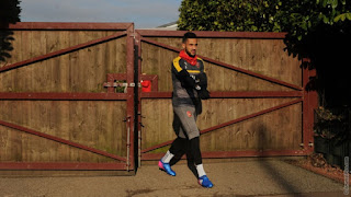 Wenger Delivers Positive Injury Update As Trio Return