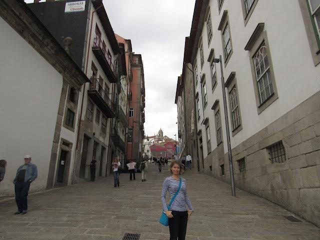 O que fazer no Porto, Portugal - Rua da Alfândega