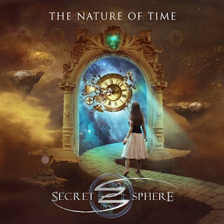 "Το lyric video των Secret Sphere για το τραγούδι ""Faith"" από το album ""The Nature of Time"""