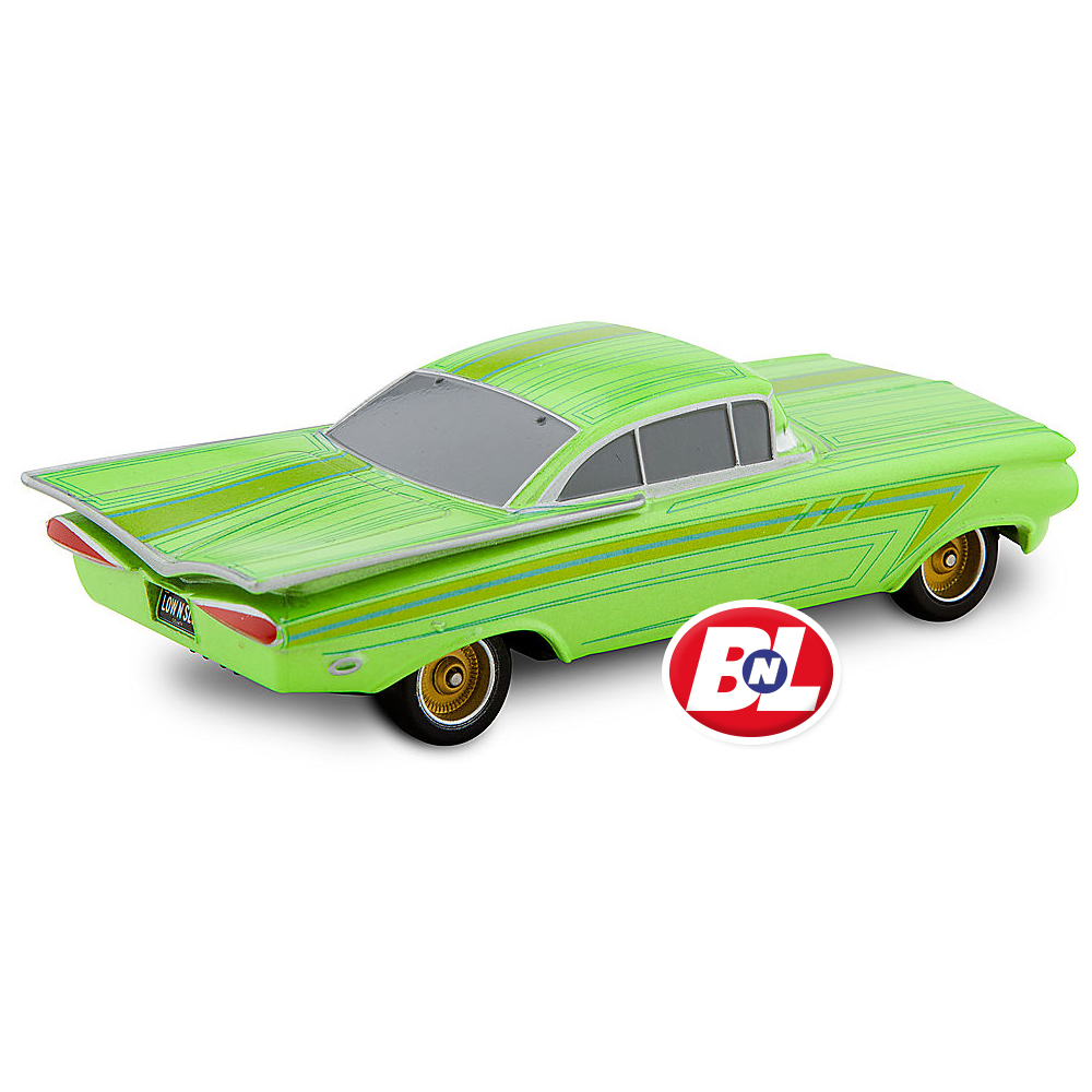 WELCOME ON BUY N LARGE: Cars 2: Ramone - Die Cast Car ...