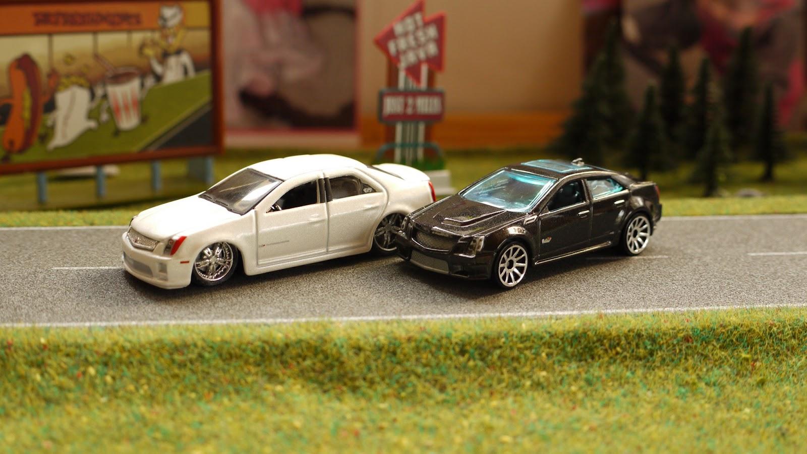 2017 Cadillac Sts >> Diecast cars 1/64, Modellautos 1:64, Modellbilar 1:64