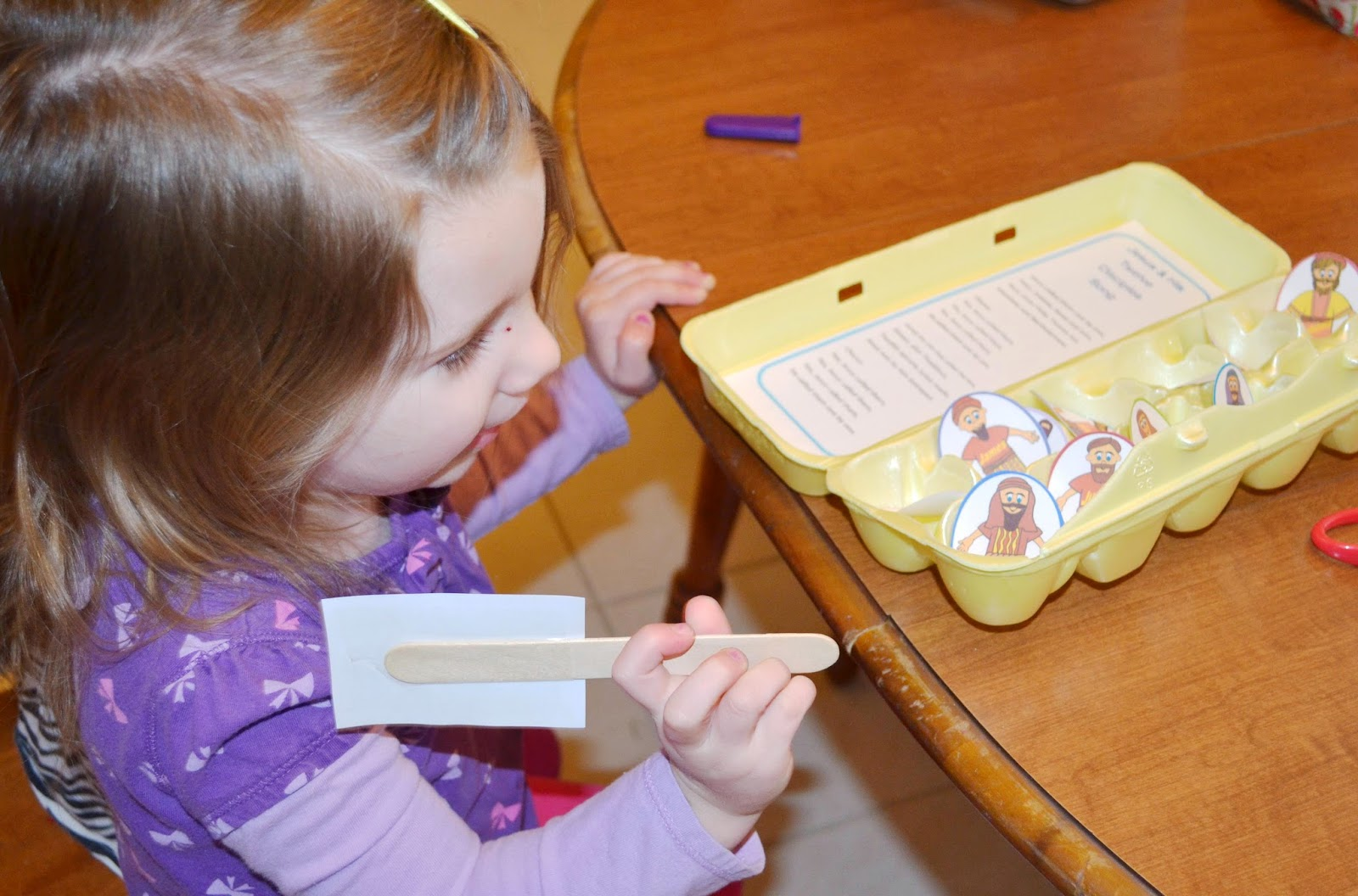 Bible Fun For Kids Preschool Alphabet D Is For Disciples